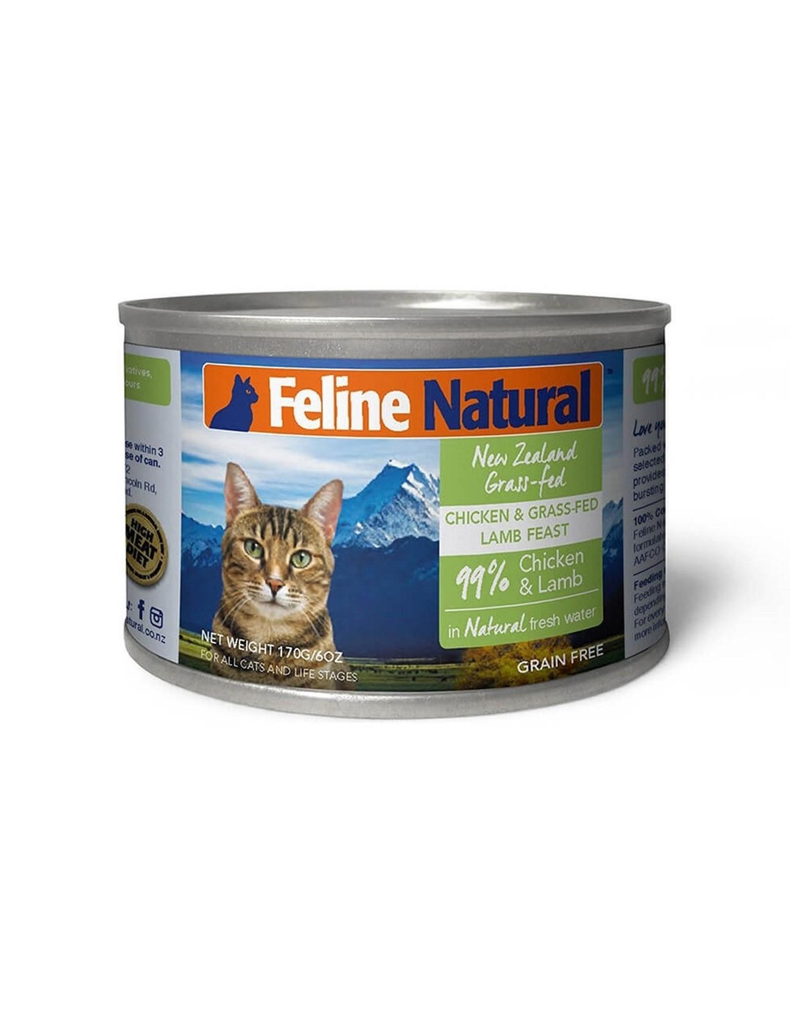 Feline Natural Feline Natural Chicken and Lamb Feast