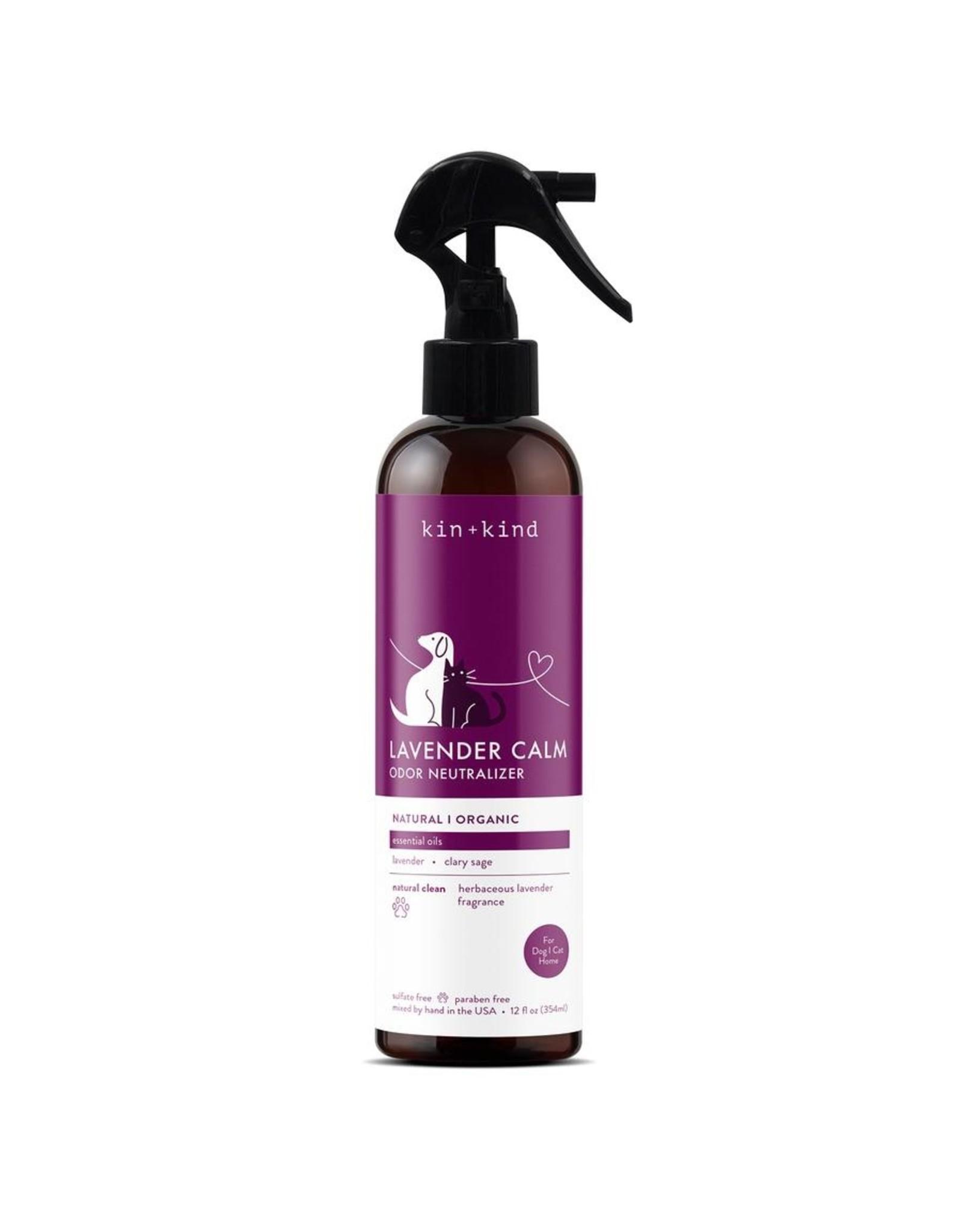 Kin and Kind Kin and Kind Lavender Calm Odor Neutralizer 12oz