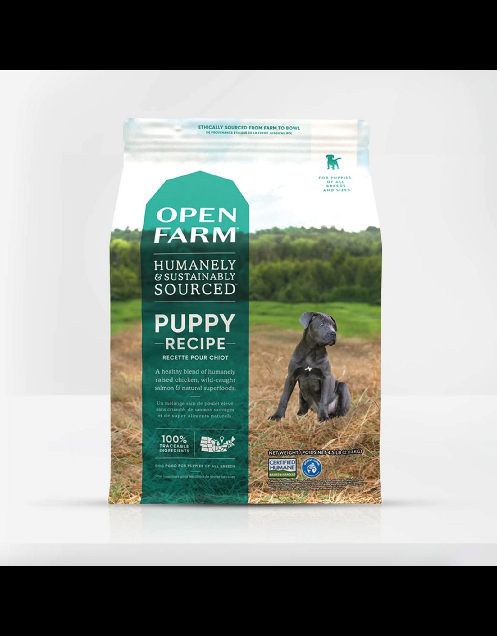 Open Farm Open Farm Puppy Recipe