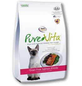 Pure Vita Pure Vita Cat Salmon and Peas Entree