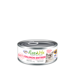Pure Vita Pure Vita Cat Salmon 5.5oz