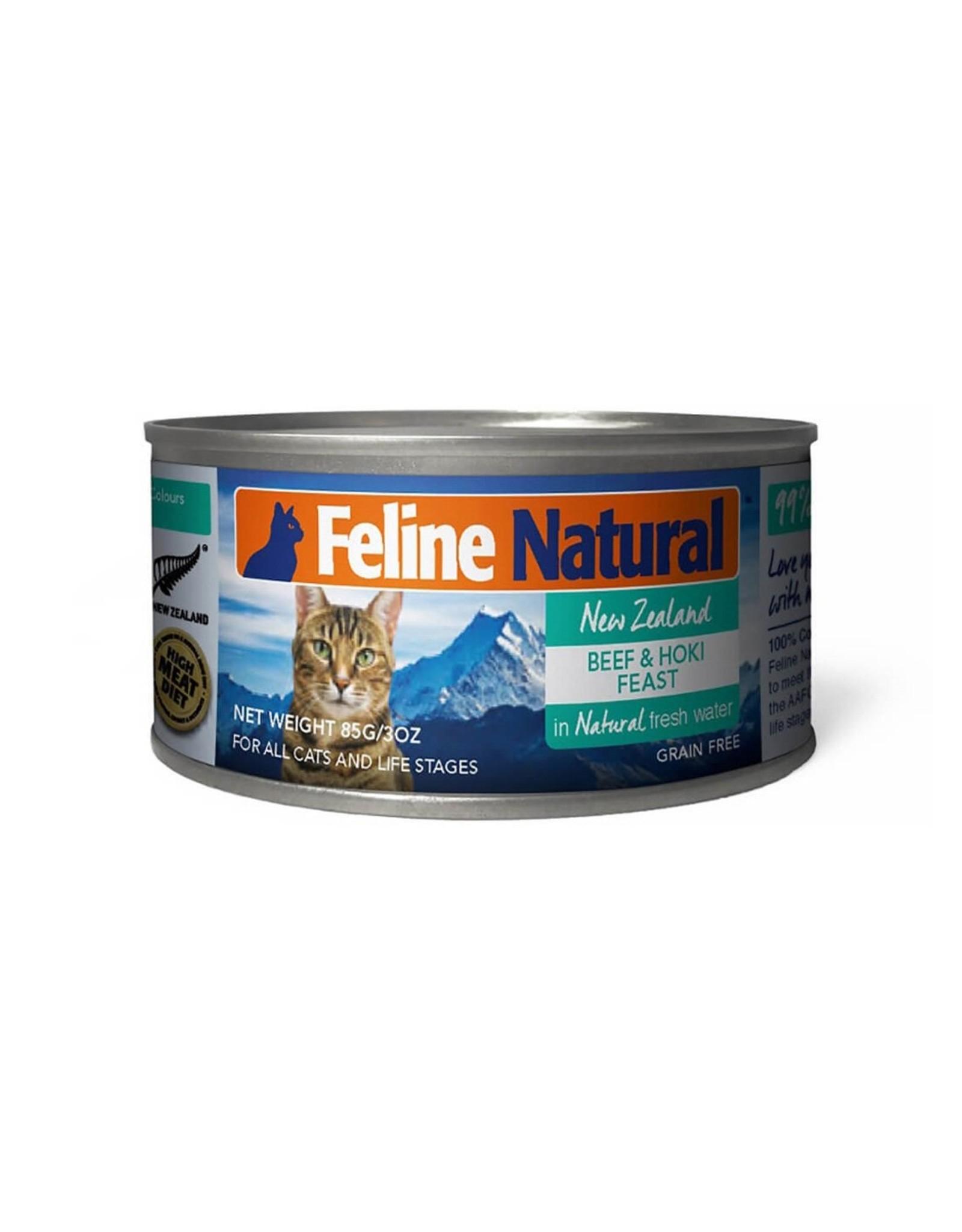 Feline Natural Feline Natural Beef and Hoki Feast