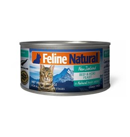 Feline Natural Feline Natural Beef and Hoki Feast