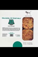 K9 Kraving K9 Kraving Dog Mackerel and Vegetable Patties 2lb