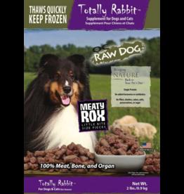 OC Raw Dog OC Raw Dog Totally Rabbit Rox 2lb