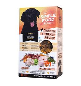 The Simple Food Project The Simple Food Project Dog Chicken and Turkey Recipe
