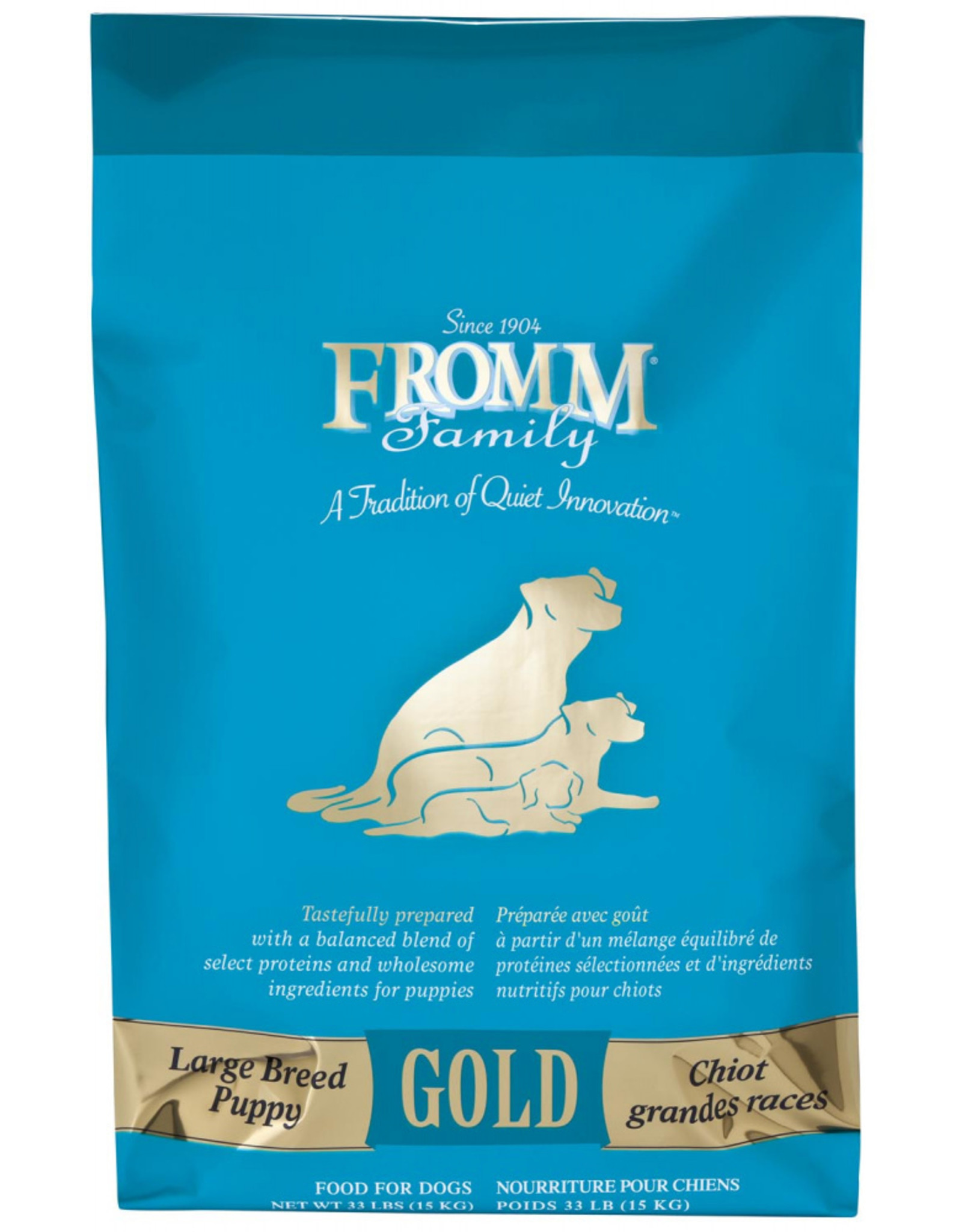 Fromm Family Foods Fromm Gold Large Breed Puppy 33lb