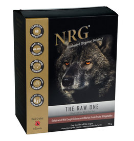 NRG NRG The Raw One Salmon
