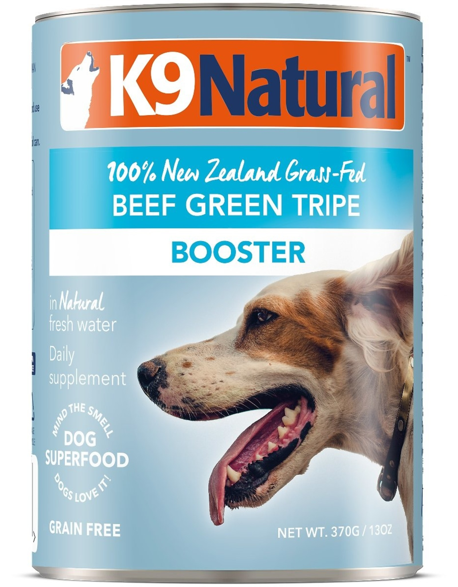 K9 Natural K9 Natural Booster Beef Green Tripe