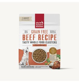 The Honest Kitchen The Honest Kitchen Dog Clusters Grain Free Beef Recipe