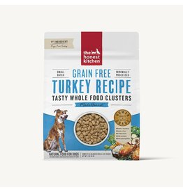 The Honest Kitchen The Honest Kitchen Dog Clusters Grain Free Turkey Recipe