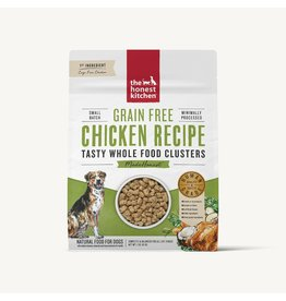 The Honest Kitchen The Honest Kitchen Dog Clusters Grain Free Chicken Recipe