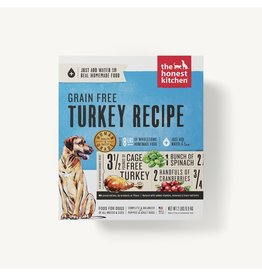 The Honest Kitchen The Honest Kitchen Dog Grain Free Turkey Recipe