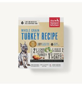 The Honest Kitchen The Honest Kitchen Dog Whole Grain Turkey Recipe
