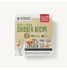 The Honest Kitchen The Honest Kitchen Dog Whole Grain Chicken Recipe