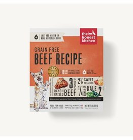 The Honest Kitchen The Honest Kitchen Dog Grain Free Beef Recipe