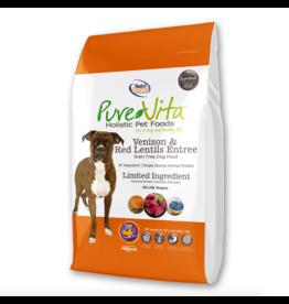 Pure Vita Pure Vita Dog Venison and Red Lentils Entree