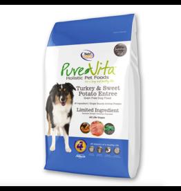 Pure Vita Pure Vita Dog Turkey and Sweet Potato Entree