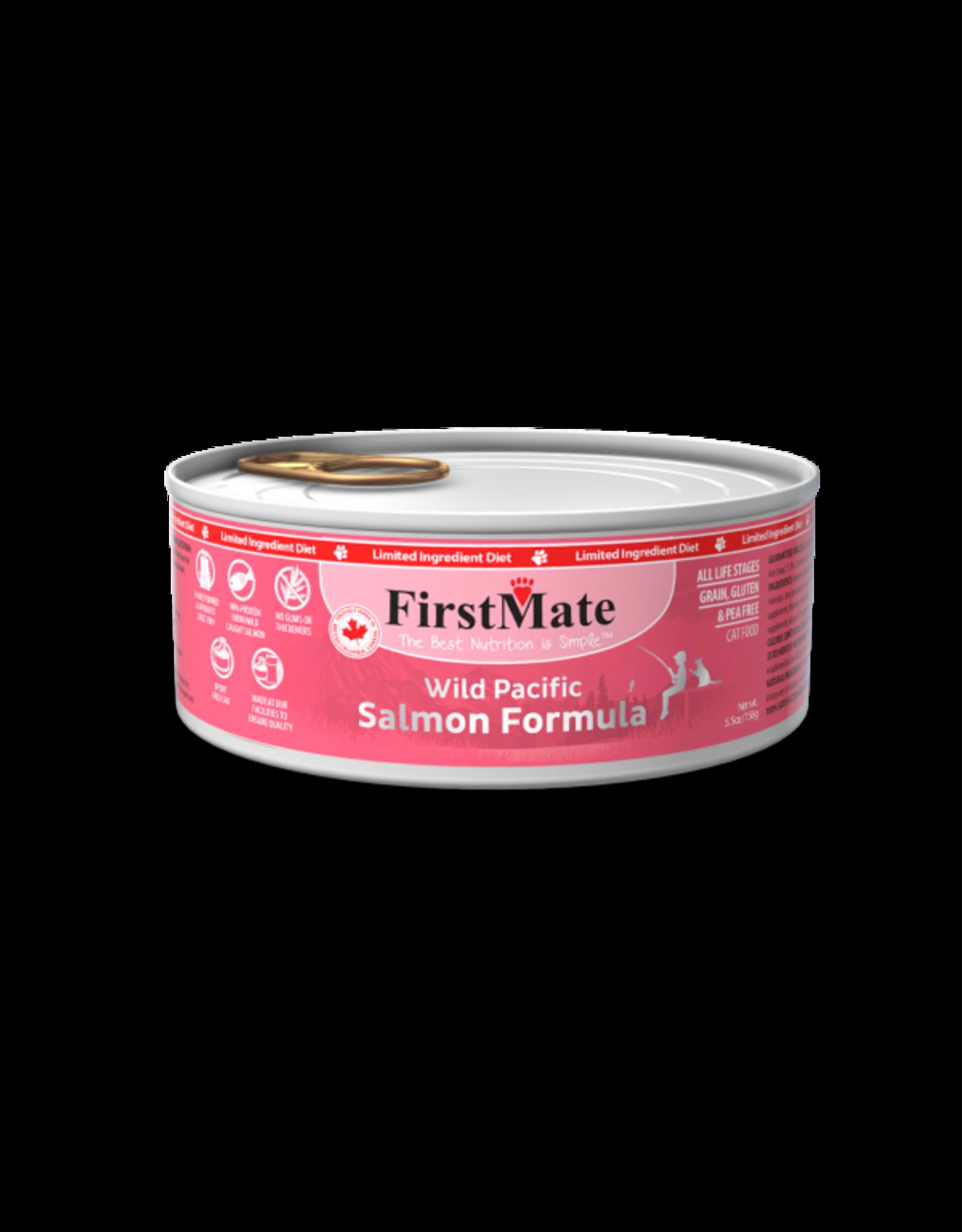 First Mate First Mate Cat Salmon Formula