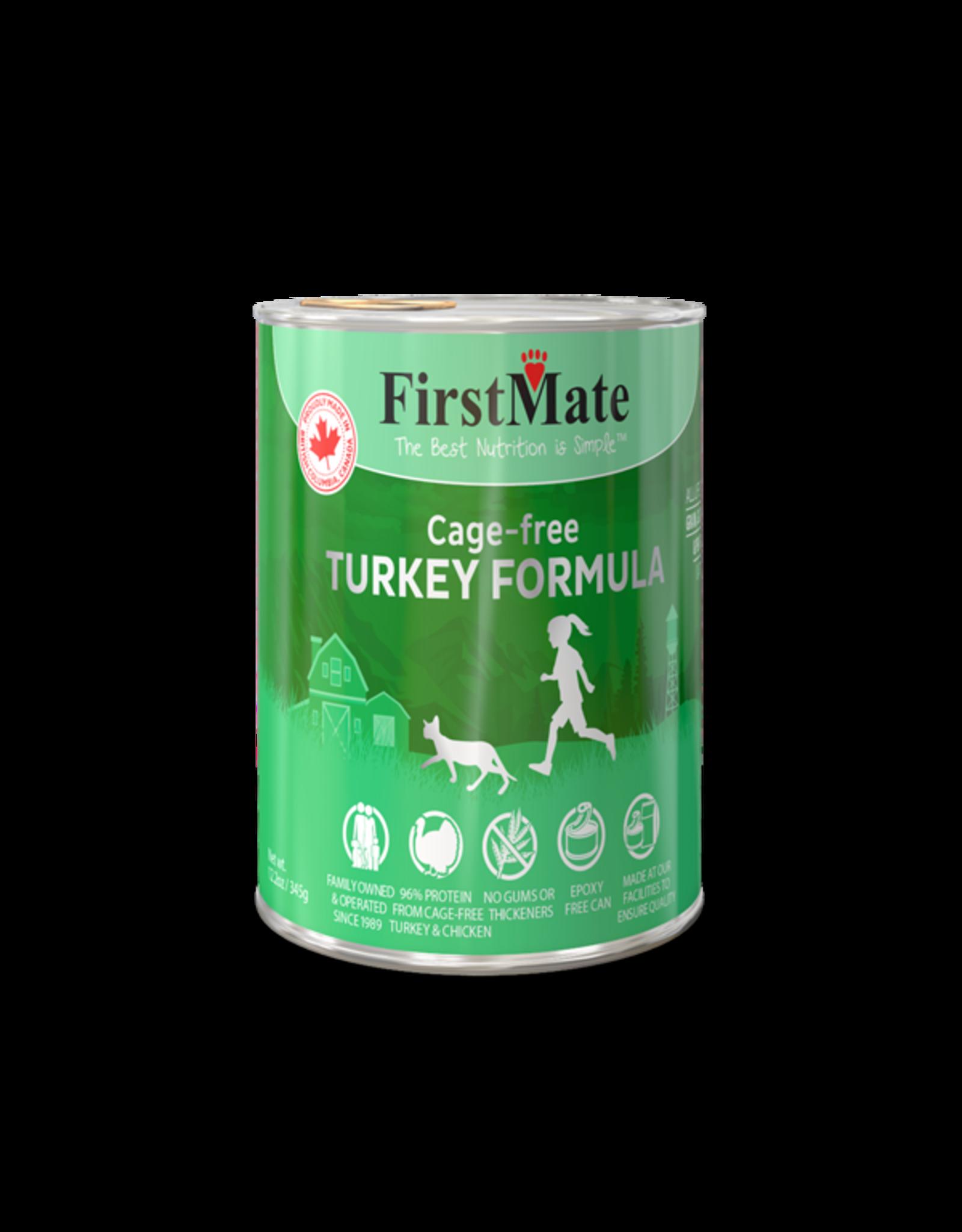 First Mate First Mate Cat Turkey Formula