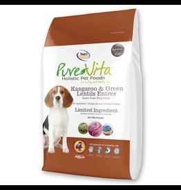 Pure Vita Pure Vita Dog Kangaroo and Green Lentils Entree