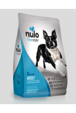 Nulo Nulo Dog Small Breed Salmon and Red Lentils Recipe