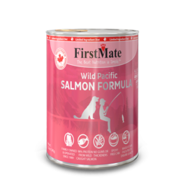 First Mate First Mate Dog LID Salmon 12.2oz