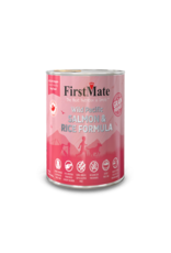First Mate First Mate Dog Salmon and Rice 12.2oz