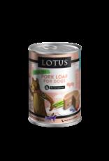 Lotus Pet Food Lotus Dog Pork Loaf 12.5oz