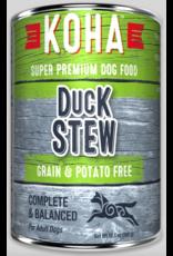 Koha Pet Koha Dog Duck Stew 12.7oz
