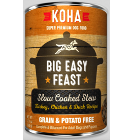 Koha Pet Koha Dog Big Easy Feast 12.7oz