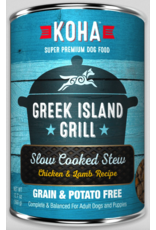 Koha Pet Koha Dog Greek Island Grill 12.7oz