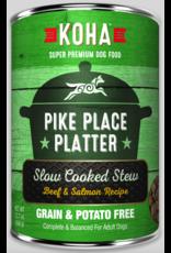 Koha Pet Koha Dog Pike Place Platter 12.7oz