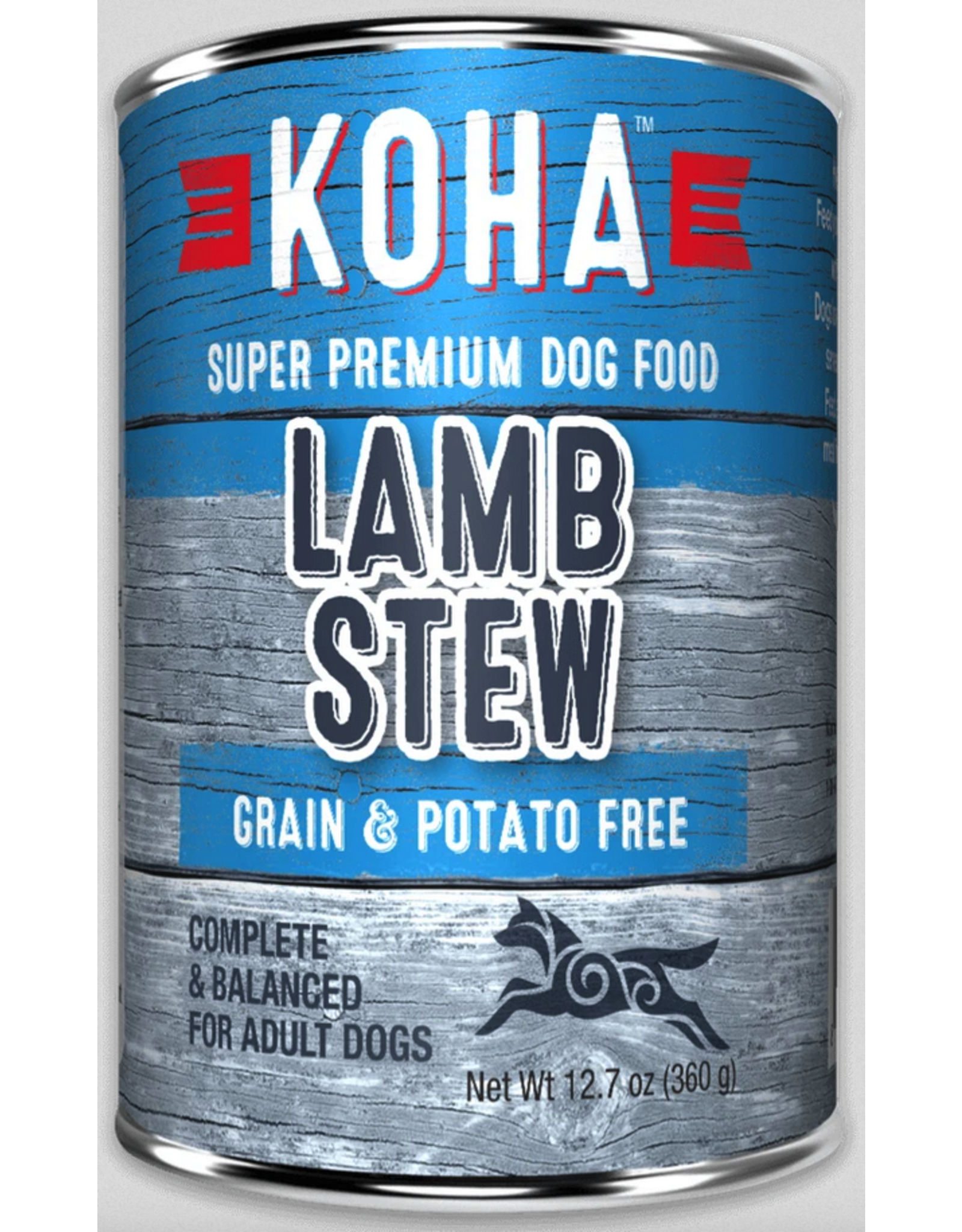 Koha Pet Koha Dog Lamb Stew 12.7oz