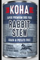 Koha Pet Koha Dog Rabbit Stew 12.7oz
