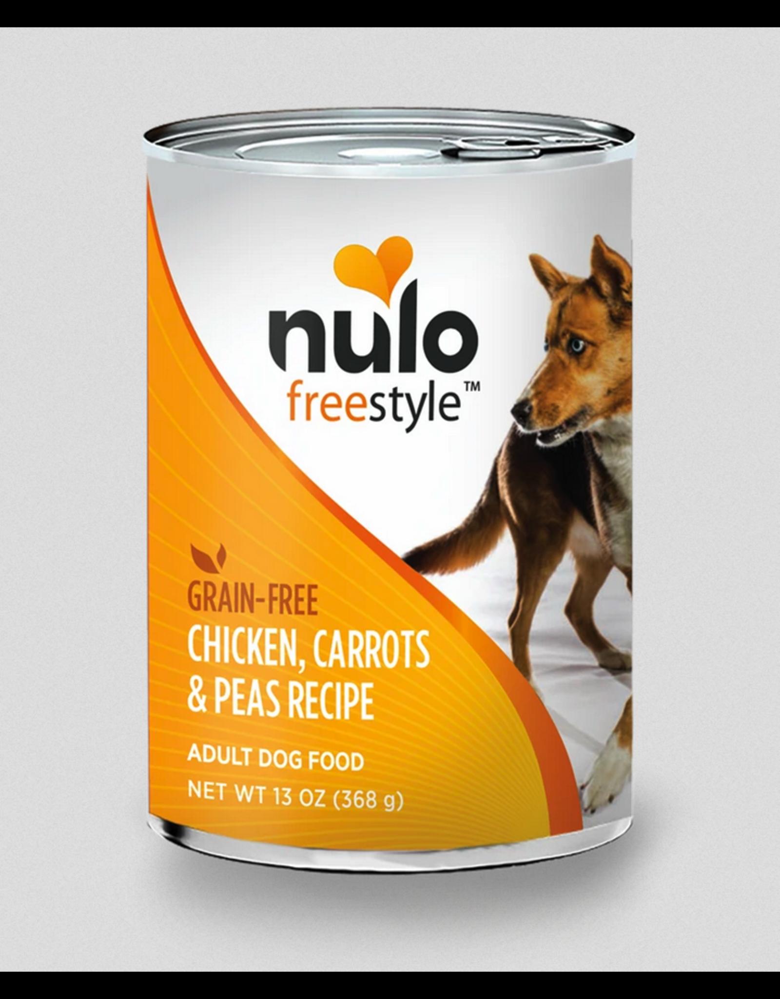 Nulo Nulo Dog Chicken 13oz