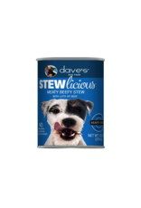 Dave's Pet Food Dave's Dog Stewlicious Meaty Beef Stew 13oz