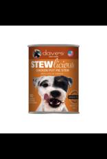 Dave's Pet Food Dave's Dog Stewlicious Chicken Pot Pie 13oz