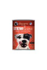 Dave's Pet Food Dave's Dog Stewlicious Chunky Chicken Stew 13oz