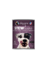 Dave's Pet Food Dave's Dog Stewlicious Chunky Turkey Stew 13oz