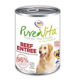 Pure Vita Pure Vita Dog Beef 13oz