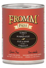 Fromm Family Foods Fromm Dog Turkey and Pumpkin Pate 12.2oz