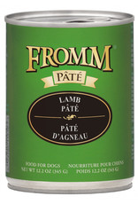 Fromm Family Foods Fromm Dog Lamb Pate 12.2oz