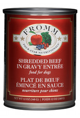 Fromm Family Foods Fromm Dog Shredded Beef 12oz