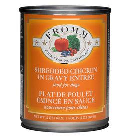Fromm Family Foods Fromm Dog Shredded Chicken 12oz
