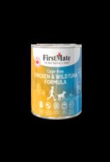 First Mate First Mate Dog Chicken and Tuna 12.2oz