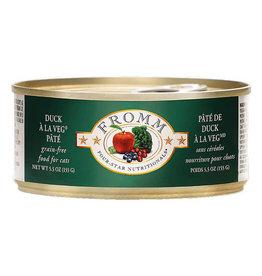 Fromm Family Foods Fromm Cat Duck A La Veg Pate 5.5oz