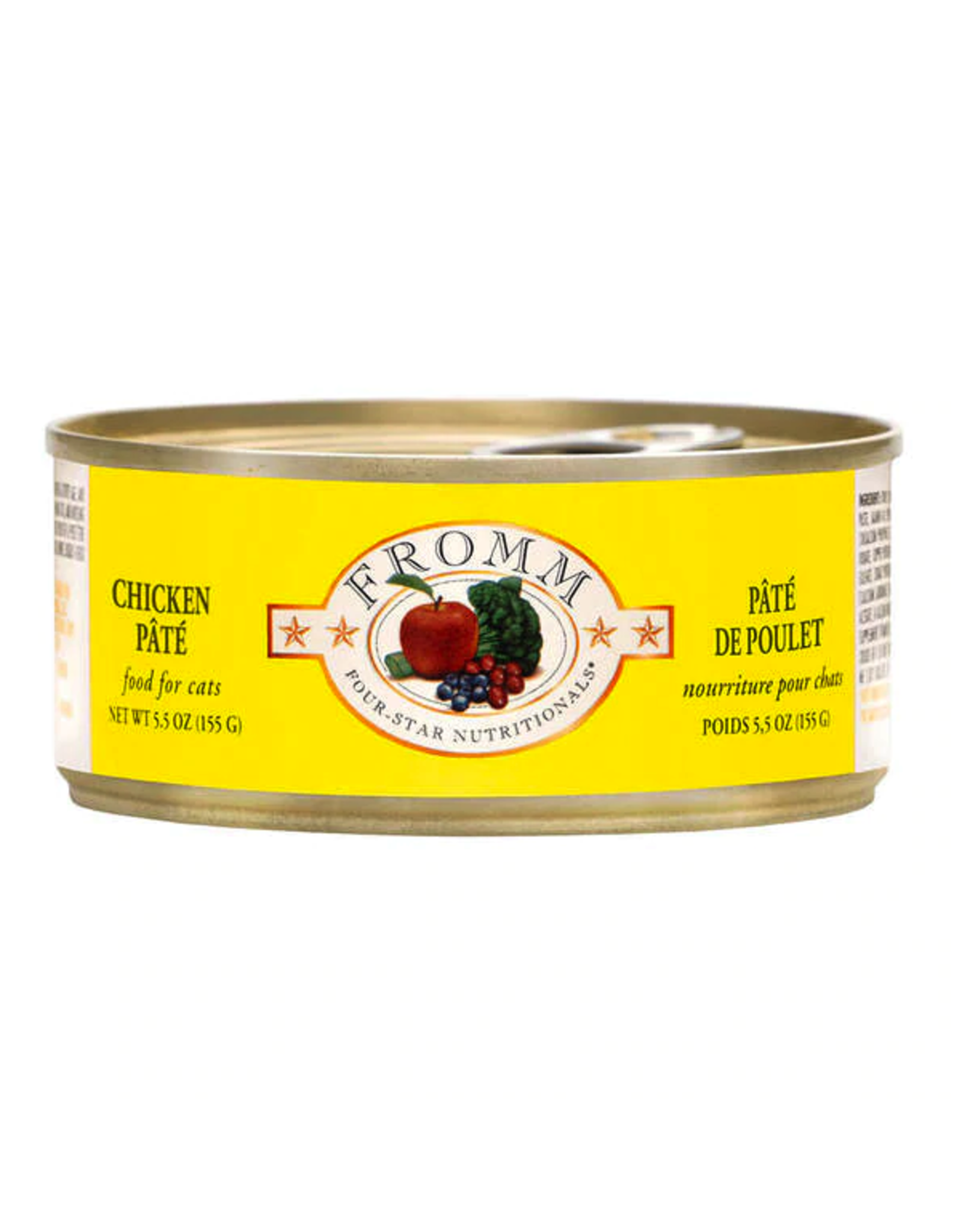 Fromm Family Foods Fromm Cat Chicken Pate 5.5oz