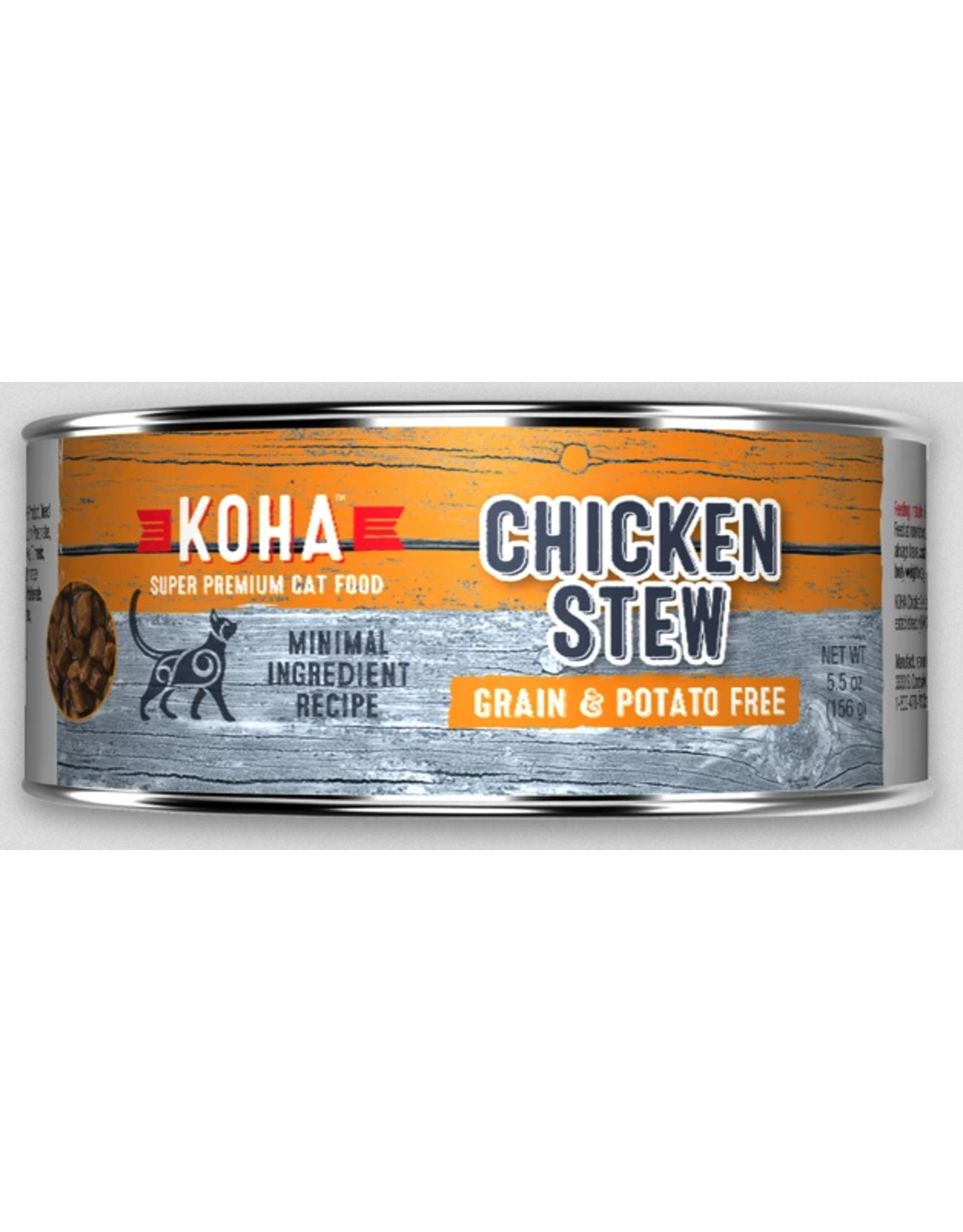 Koha Pet Koha Cat Chicken Stew 5.5oz