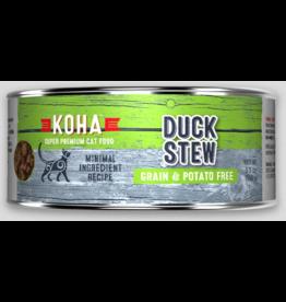 Koha Pet Koha Cat Duck Stew 5.5oz